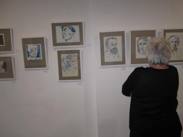 Ausstellungseröffnung Kurt Schumacher Haus - Foto von Susanne Haun
