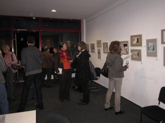 Ende der Ausstellung - Foto von Susanne Haun