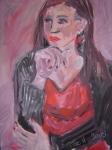 Susanen Bröer - 2005 - Gemälde von Susanne Haun - 80 x 60 cm - Acryl auf Leinwand
