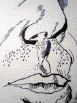 Beuys Mund von Susanne Haun