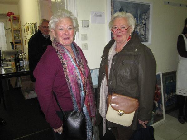 Von Zwillingsschwestern - Foto von Susanne Haun