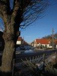 Diese Straße in Colbitz ist mir sehr vertraut - Foto von Susanne Haun
