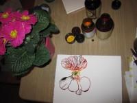 Blatt um Blatt zeichne ich - Foto von Susanne Haun
