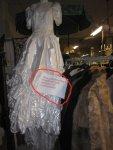 Dort gibt es erst einmal getragene Brautkleider - Foto von Susanne Haun