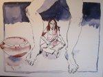 Wie sieht es wohl unter dem Tisch der Kelten aus? - Susanne Haun