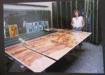 2003 - ich in der Werkstatt meines Bruders - Foto von Ullrich Zeidler