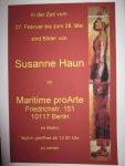 """2003: Ausstellung meines """"Königs""""-Puzzle im Maritime Pro Arte Berlin - Susanne Haun"""