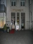 Die Galerie Art & Champagne - Kürfürstendamm 171 in Berlin