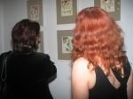 Schon 2006 waren meine Zeichnungen immer dabei - Susanne Haun