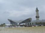 Am Strand von Warnemünde - Foto von Susanne Haun