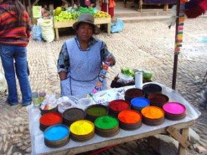 Farbenverkauf - Foto von Claudia Jahnke