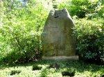 Das Grab der Familie Corinth - Foto von Susanne Haun