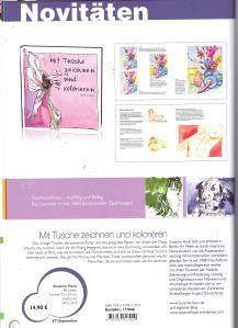 Seite aus der Vorschau Herbst 2011 - EDITION MICHAEL FISCHER - Novitäten - Vorstellung Buch Susanne Haun