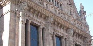 Fassade des Verwaltungsgerichts Düsseldorf - Foto von Susanne Haun