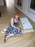 Ich und mein Leben bei Angelika Blaeser in der Galerie - Foto von Andreas Mattern