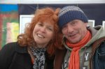 2010 - Andreas und ich in Hilden - Foto von Bruni Renzing