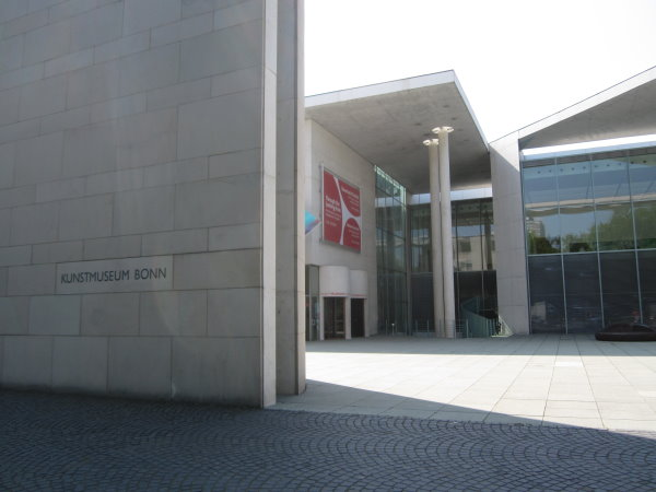 Kunstmuseum Bonn - Foto von Susanne Haun