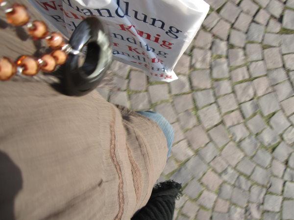 Nun bin ich am Ende meiner Rundreise angelangt - Foto von Susanne Haun