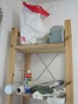 In Lankwitz bleibt meine Tüte mit Radiermaterial - Foto von Susanne Haun
