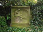 Grabstein von Hans Mackowsky (1871–1938) Kunsthistoriker - Foto von Susanne Haun