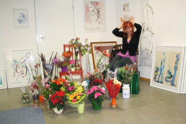 Mein Blumenmeer - Foto von Conny Niehoff