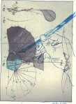 Zeichnen! - ÜberZeichnung von Susanne Haun - Tusche auf Bütten - 30 x 20 cm