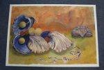 Muschelkette (c) Acrylbild 1999 von Susanne Haun