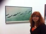 Neue Nationalgalerie Ausstellung Gerhard Richter (c) Foto von Claudia Jahnke