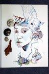 Sternzeichen Wassermann Entstehung Step 8 (c) Zeichnung von Susanne Haun