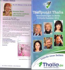 Treffpunkt Thalia - Veranstaltung Susanne Haun