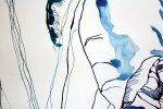 Detail Fresie (c) Zeichnung von Susanne Haun