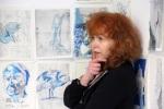 Susanne Haun und ihre Arbeit (c) Foto von Christiane Weidner