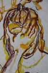 Die Sit Detail (c) Zeichnung von Susanne Haun