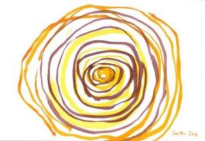 Eierlikörtorte (c) Zeichnung von Susanne Haun (2)