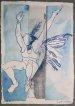 Der Traum vom Fliegen, Blatt 49 (c) Zeichnung von Susanne Haun