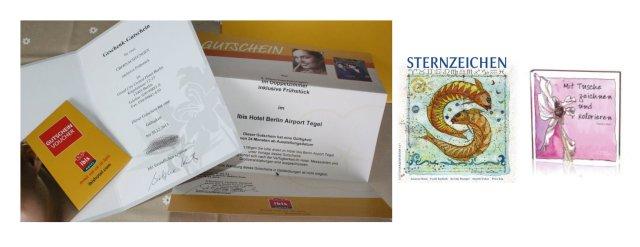 Gewinne für die Verlosung des Preisausschreibens – Hommage Berlin Tegel gesponsort vom ibis Airport Hotel Berlin