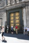 Paradiestür vom Baptisterium von Ghiberti (c) Foto von Susanne Haun