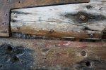 Detail Schiffsrumpf (c) Foto von Susanne Haun