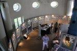 Ein Überblick über den großen Refraktorraum (c) Foto von Susanne Haun