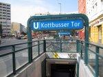 Ich kome aus der U-Bahn (c) Foto von Susanne Haun