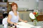 Susanne Haun bei der Arbeit (c) Cordula S.