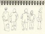 Aus meinem Skizzenbuch - documenta 13 (c) Susanne Haun