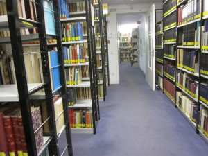 Bibliothek der Uni (c) Foto von Susanne Haun