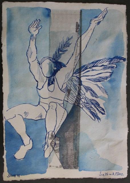 Blatt 49 (c) Susanne Haun Der Traum vom Fliegen (48)