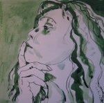 Ich 2011 (c) Zeichnung von Susanne Haun