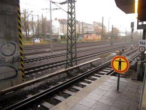 S-Bahnhof Beusselstraße Berlin (c) Foto von Susanne Haun