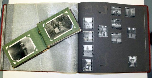 Weggeworfene Vergangenheit (c) Foto von Susanne Haun