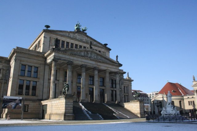Konzerthaus Berlin (c) Foto von Susanne Haun