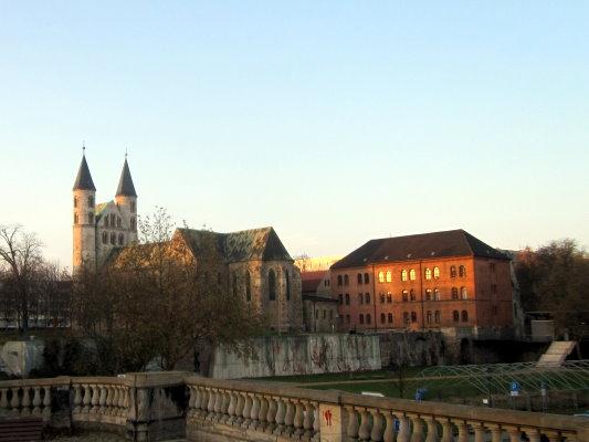 Das Kloster unser lieben Frauen (c) Foto von Susanne Haun