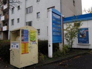Auf der Beusselstraße (c) Foto von Susanne Haun